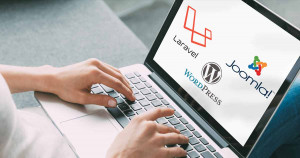 Hvorfor Laravel, frem for Wordpress og Joomla?